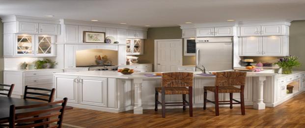 Đặc trưng tủ bếp hiện đại khi đến với tủ bếp gỗ Acrylic.