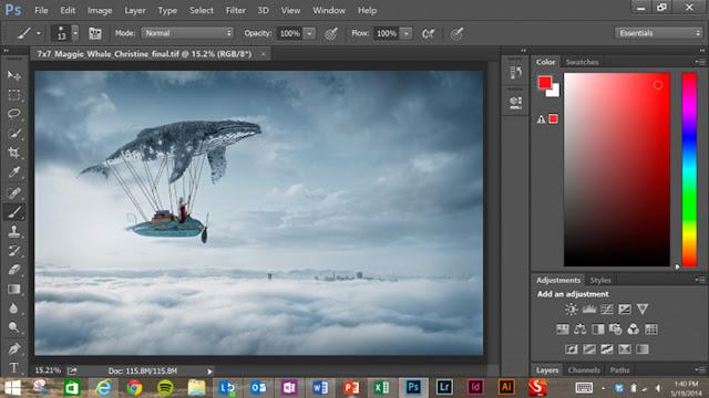 Adobe Photoshop CC Free Download