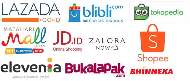 Kumpulan Situs Marketplace Terbaik di indonesia