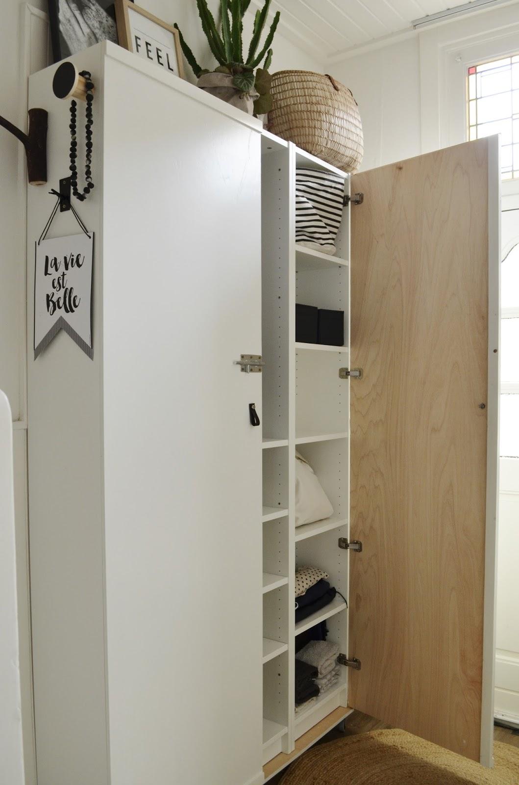 Verbazingwekkend Ikea Kast Zelf Samenstellen @RKU18 - AgnesWaMu YB-16