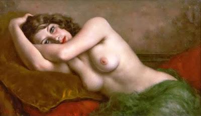 Итальянский художник Luigi Amato (1898-1961)