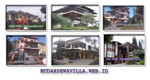 Paket Laris - Villa Untuk 100 Orang Di Lembang Bandung