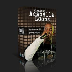 Download [dead] Mixaloop Acapella Loop Pack 11 [WAV] » AudioZ