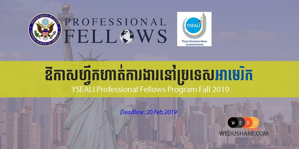 Best Articles Of 2020 YSEALI Professional Fellows Program Fall 2019 2020 Best Article