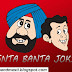 Super Hit Santa Banta Jokes in Hindi