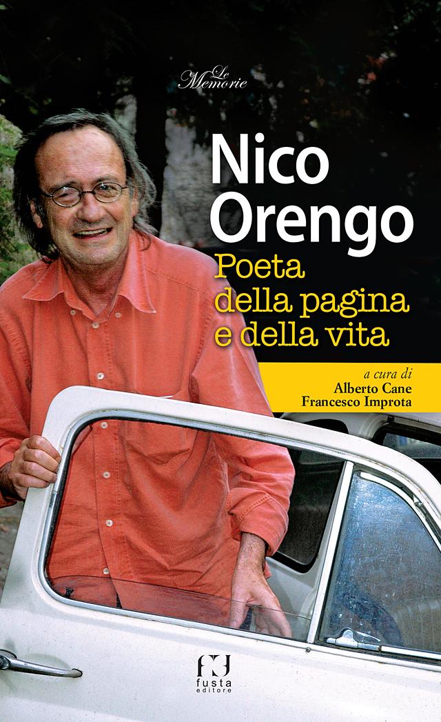 Nico Orengo, poeta della pagina e della vita