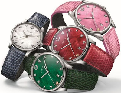 Gucci New G-Timeless Watch Variants