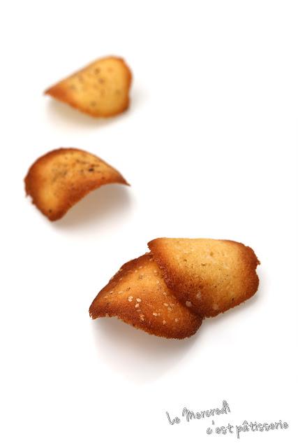 Tuiles biscuitées de Philippe Conticini