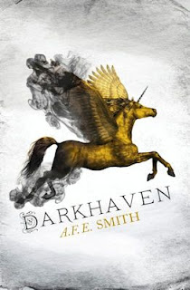 Guest Blog by A.F.E. Smith - City as character: building Darkhaven - June 12, 2015