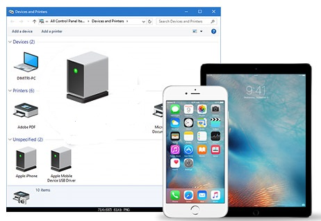 Apple mobile device usb driver download