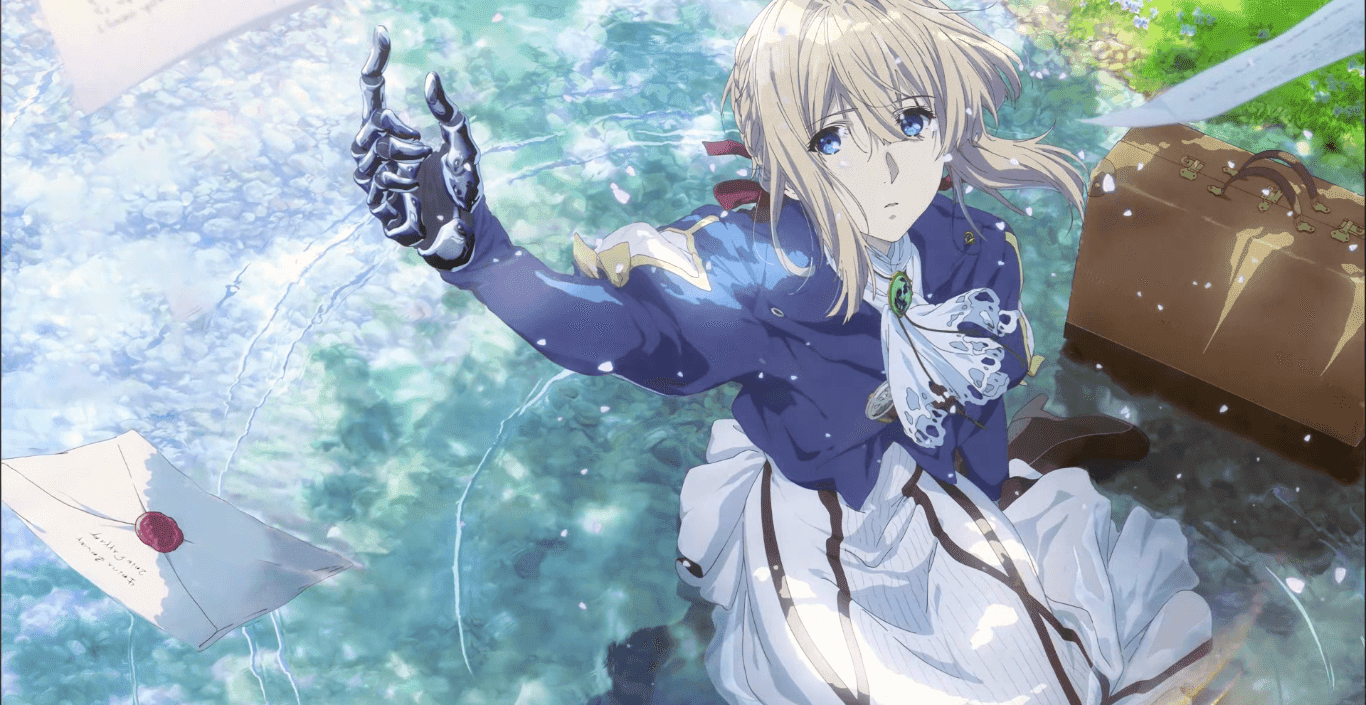 Violet Evergarden(紫罗兰永恒花园) [Wallpaper Engine Anime]