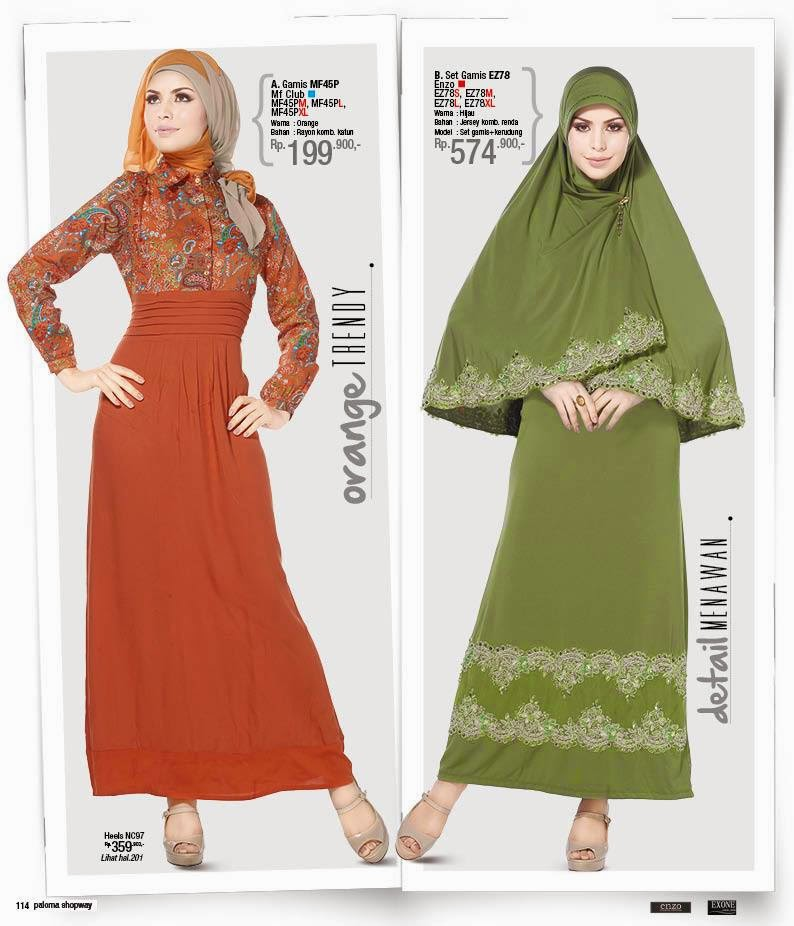Butik Baju Muslim Terbaru Terpercaya Sejak 2010 41bc4d8ce6