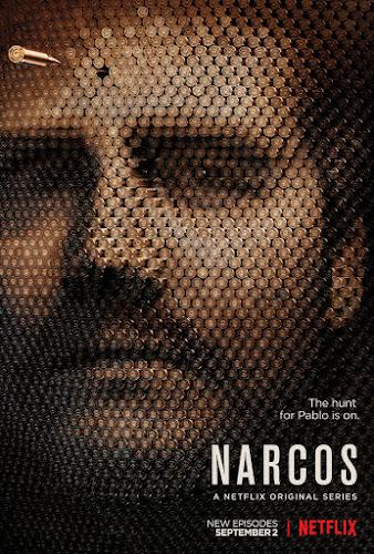 Narcos Temporada 2 (Web-DL 720p Ingles Subtitulada) (2015)