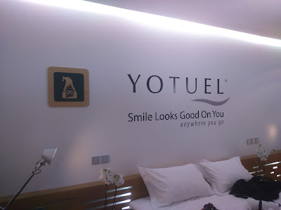 Yotuel Greece Room