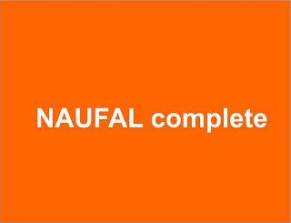 NAUFAL complete hausa novel