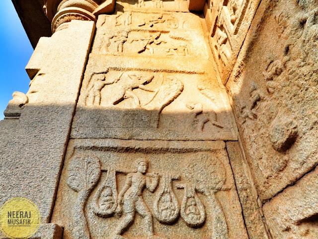 Hazar Ram Temple Hampi