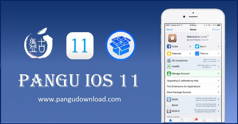 Super Download PanGu Jailbreak iOS 11 1 | Pangu iOS 11 Jailbreak