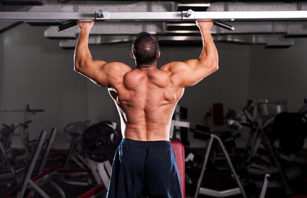 Rutina de espalda y bíceps