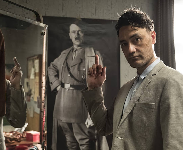 jojo rabbit taika waititi adolf hitler