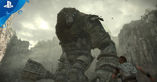 Shadow of the Colossus (PS4) ganha novo trailer