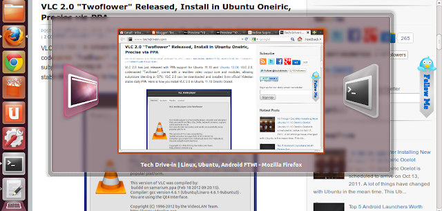 what's new in ubuntu 12.04 LTS