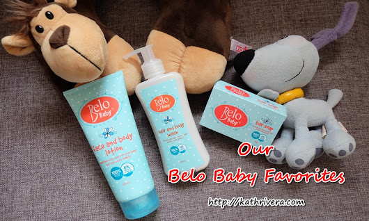 Feature: Our Belo Baby Favorites + Giveaway!
