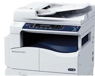 Work Download Driver Xerox Workcenter 5024