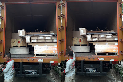 Undername Import Door to Door (Cargo From USA,Hungary)Surabaya To Pulau Bali