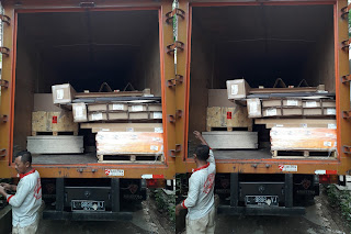 Undername Export Air freight dan Sea Freight (Export LCL,Export FCL 20FT/40 FT)