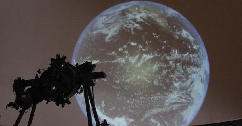 Planetario incluirá en circuito educativo nuevo sistema estelar descubierto por NASA