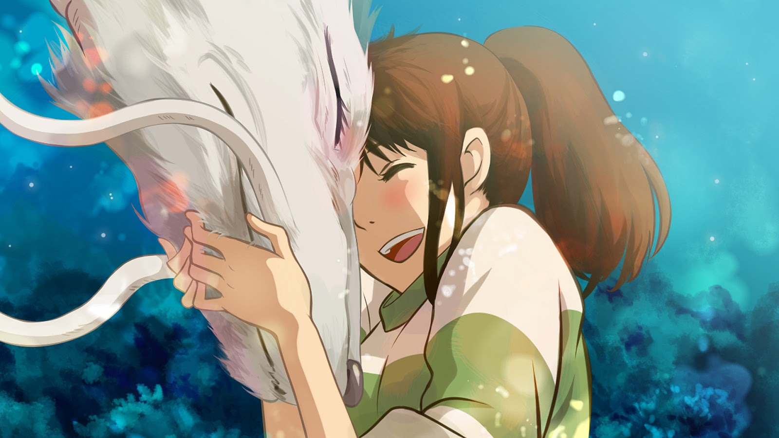 Rachel's movie blog : Film review on Spirited Away and ...