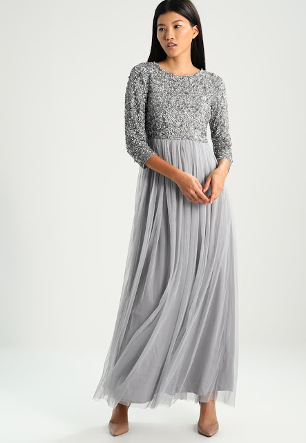 Lace & Beads Abito Elle Picasso | Outfit matrimonio per l'Inverno 2017/2018