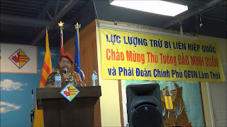 Vietnam declares US-based anti-gov't organization terrorist group