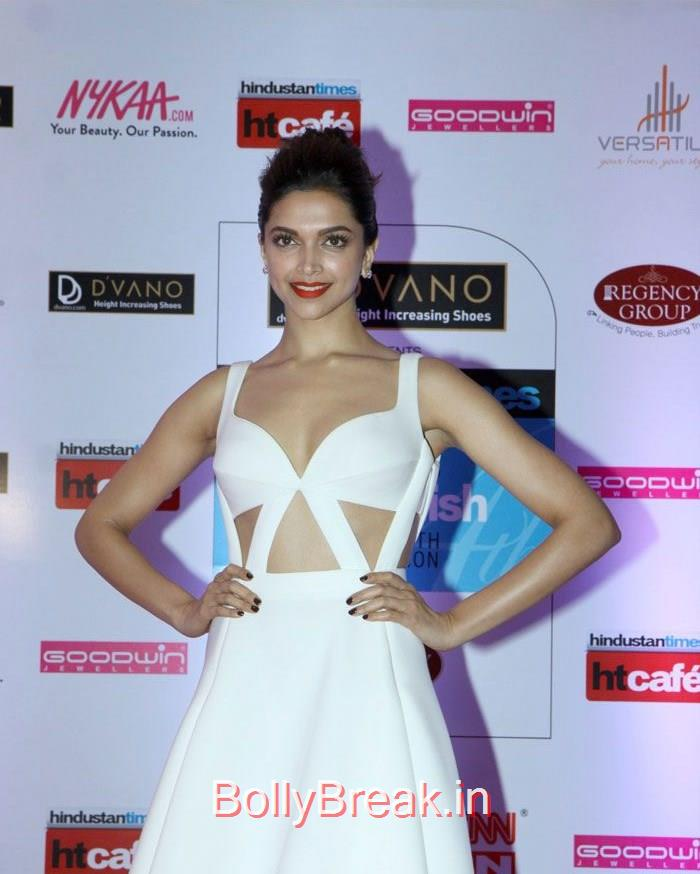 Deepika Padukone, Mumbai's Most Stylish Awards 2015 Full Photo Gallery