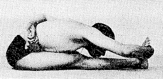 yoga a way to health paschimottanasanathe seated forward