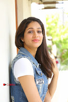 Telugu Actress Lavanya Tripathi Latest Pos in Denim Jeans and Jacket  0146.JPG