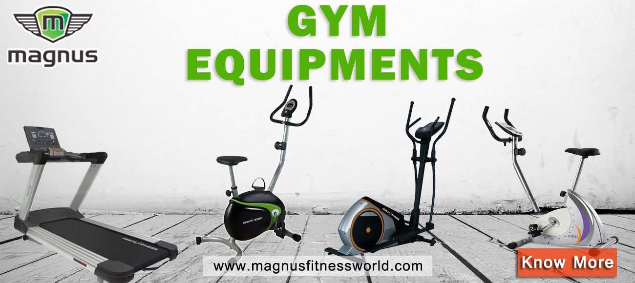 Some gym equipment we need to use fitness world