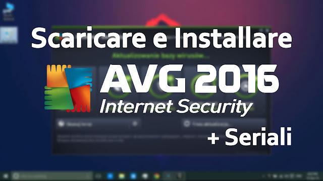 تحميل AVG internet security 2016 مع سريال احدث اصدار