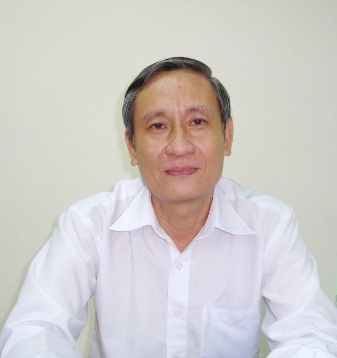 Ông Cao Văn Sang
