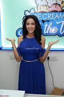 Priya Shri in Spicy Blue Dress ~  Exclusive 12.JPG