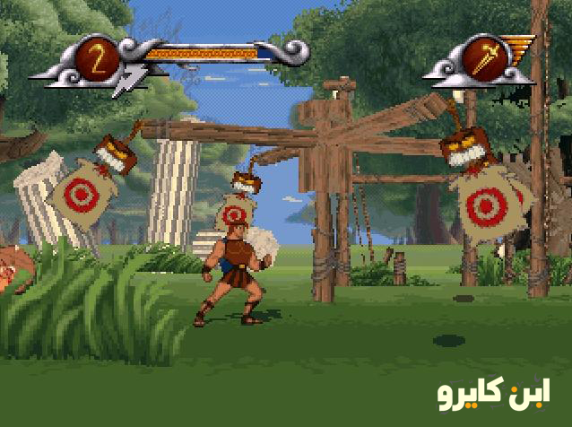 تحميل لعبة هركليز القديمة الاصلية برابط مباشر Hercules Game