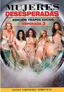 Mujeres desesperadas Temporada 3 audio latino