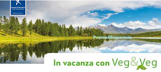 Logo Concorso Veg&Veg : con Pam Panorama vai in vacanza