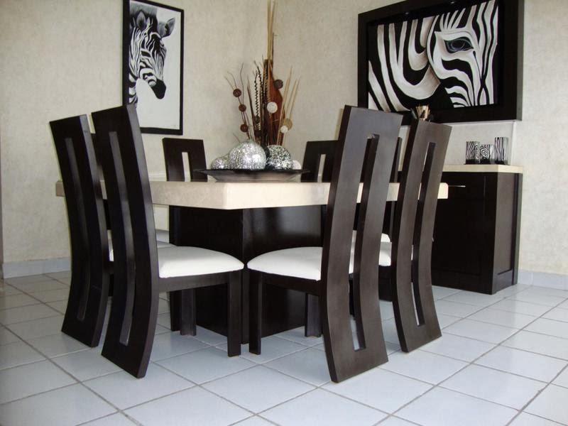 Muebles Modernos minimalistas: Comedores modernos, comedores ...