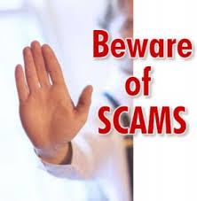 Scams scams www.scarletnews.com