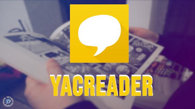 YACReader, o seu leitor de HQs no Linux