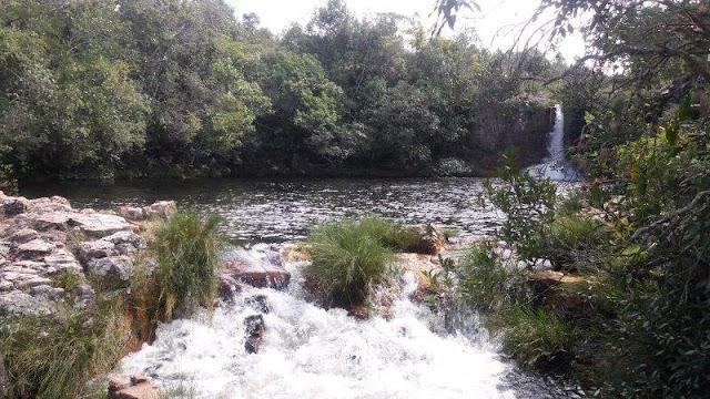 Chapada dos Veadeiros, Cachoeira São Bento