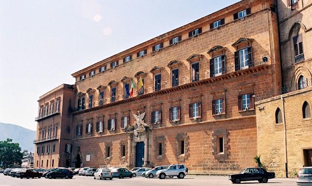 Palazzo dei Normanni e Capella Palatina em Palermo