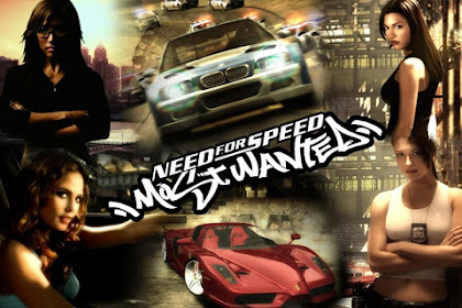 Get Free Download Game Need for Speed (NFS) Most Wanted for Computer or Laptop
