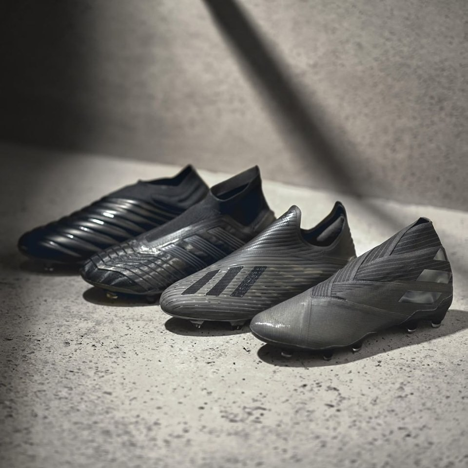 New Adidas Cleats 2020 Incl. Next Gen Nemeziz & X   Adidas 2019 20 'Dark Script' Black